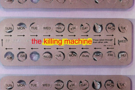 16/THE KILLING MACHINE