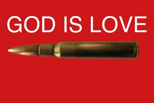 3/ GOD IS LOVE/RED