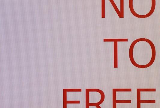 43/SAY NO TO FREE SPEECH