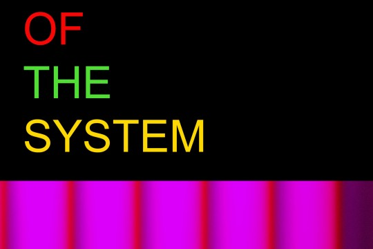 1/BE PART OF THE SYSTEM