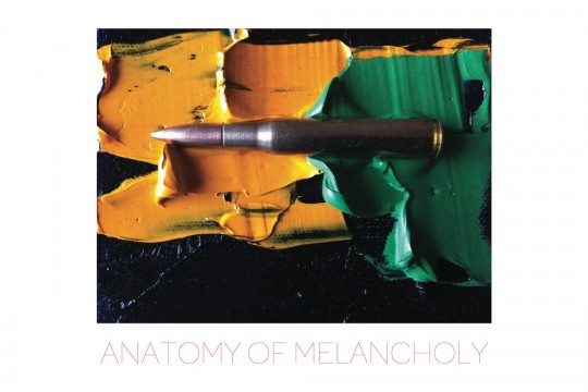 16/ANATOMY OF MELANCHOLY